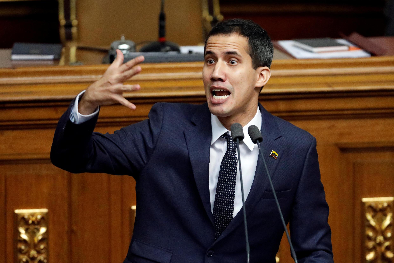 Juan Guaidó, le nouveau président de l'Assemblée nationale vénézuélienne, a déclaré ce samedi qu'à partir du 10 janvier, la Chambre sera la seule représentation légitime du peuple vénézuélien.