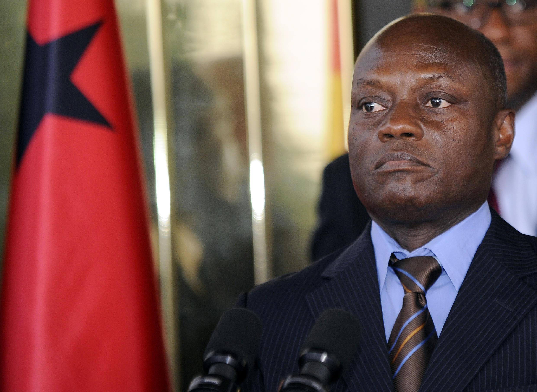 Presidente guineense, José Mário Vaz