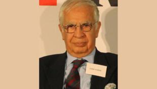 امیر طاهری، روزنامهنگار مقیم لندن