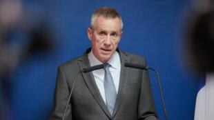 François Molins, Procurador-Geral de Paris.