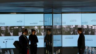 Memorial dedicado aos 11 atletas assassinados em Munique em 1972