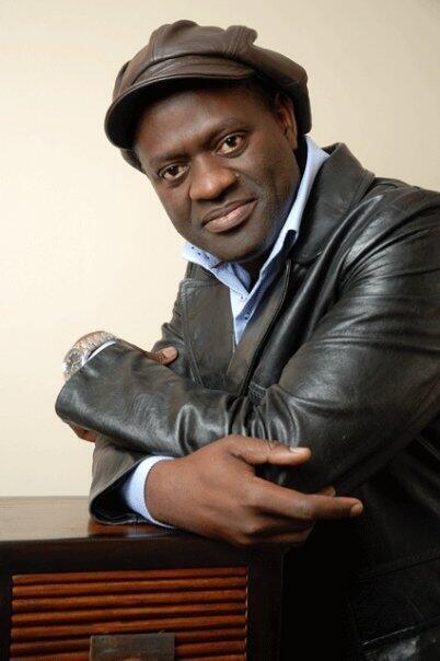 Alain Mabanckou.