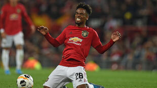Angel Gomes has not signed a new deal at Manchester United