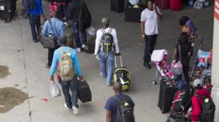 В последние годы число просящих политическое убежище во Франции увеличивается