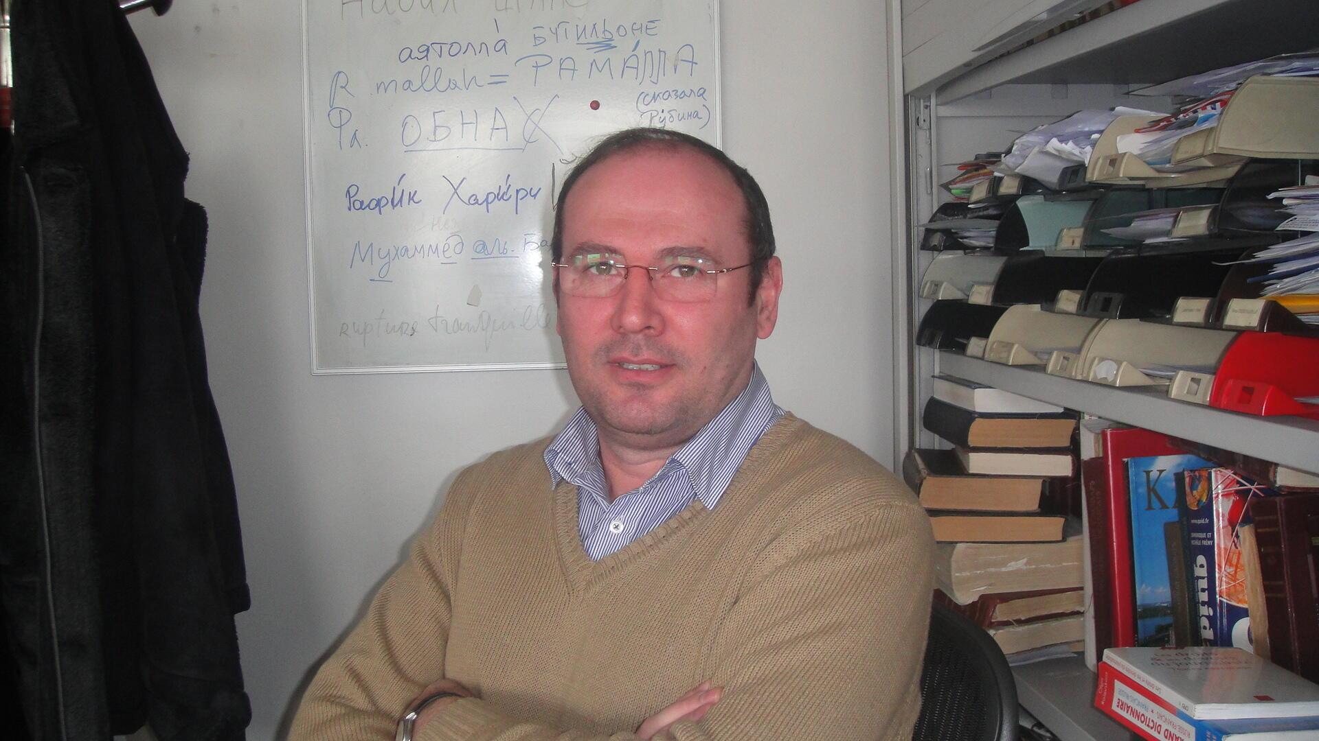 """Майербек Вачагаев - доктор истории, руководитель инициативной группы """"Наследие"""""""