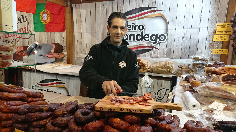 """Rui Jesus, Colaborador no """"Fumeiro do Mondego""""."""