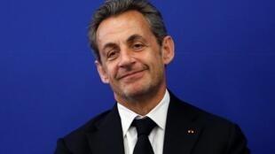 El expresidente de la República francesa, Nicolas Sarkozy.