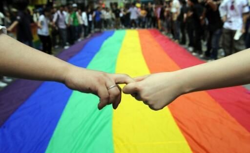 China decriminalised homosexuality in 1997 but same-sex marriage remains illegal and recent years have seen a crackdown on LGBTQ activists and the wider gay community