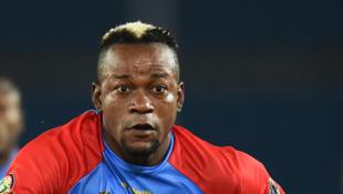 L'international congolais et capitaine du Tp Mazembe, Joel Kimwaki, a passé une mauvaise soirée face au Wydad.