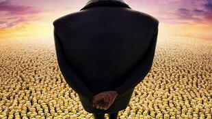 """""""Despicable Me 2"""" featuring Gru and 10,400 Minions"""