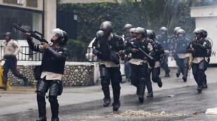 Venezuela ha restringido la entrada de periodistas al país en los últimos meses. Foto de archivo.  Caracas.