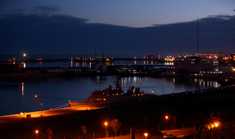 """زیردریایی """"سان خوان"""" معمولا در پایگاه آرژانتینی """"ماردل پلاتا"""" توقف میکرد"""