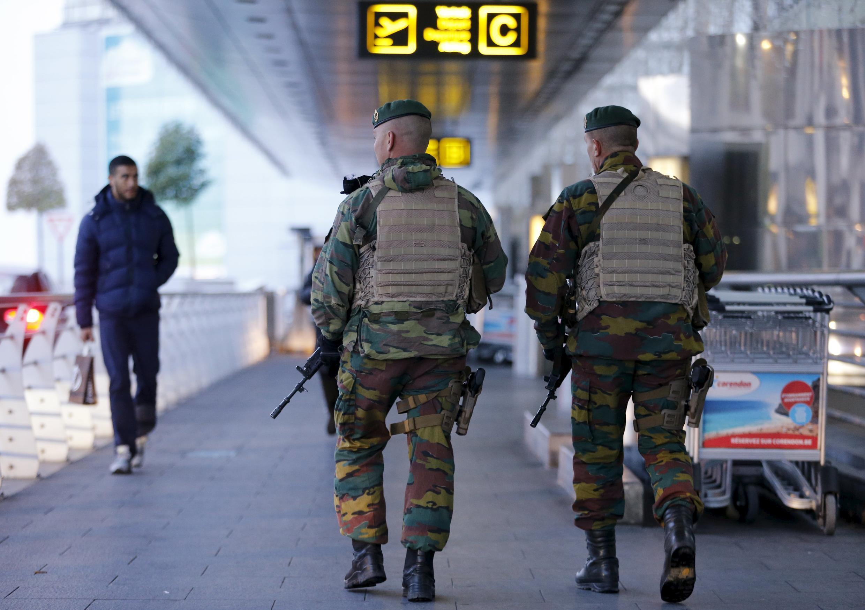 Yan sandan kasar Belgium