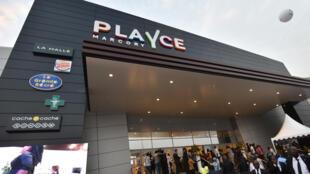 Le centre commercial Playce Marcory a généré 510 emplois directs et 800 emplois indirects depuis son ouverture, le 18 décembre 2015.