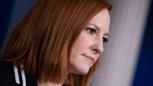 White House Press Secretary Jen Psaki announces a big boost in US Covid vaccine exports