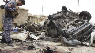 Trois bombes ont explosé jeudi 19 mai près des bâtiments administratifs de Kirkouk.