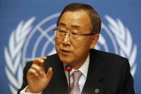 Katibu Mkuu wa Umoja wa Mataifa UN Ban Ki Moon amekiri kinachoendelea Korea Kaskazini ni hatari