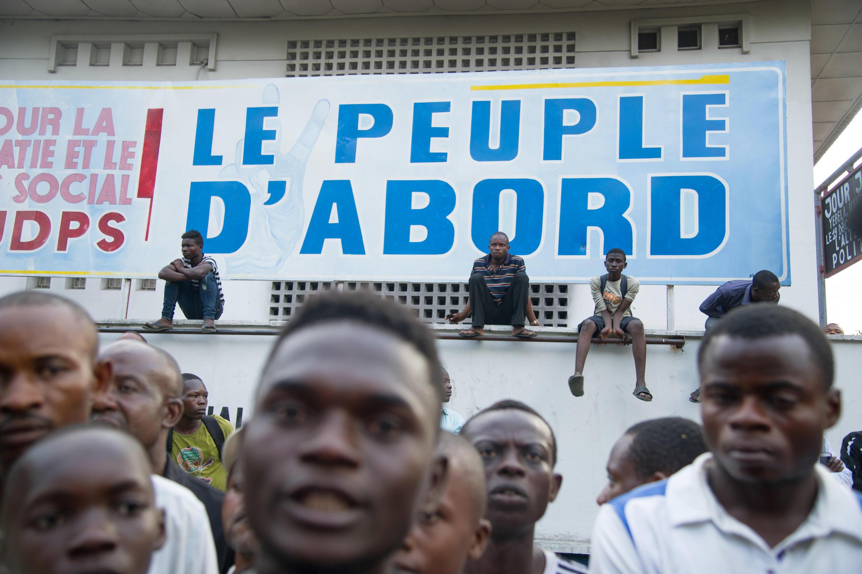 Upinzani kupitia chama cha UDPS chajiandaa kushinikiza raisi Kabila kuondoka madarakani