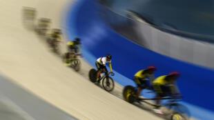 Les fédérations allemande et néerlandaise de cyclisme ont annoncé mercredi le retrait de leurs équipes des Championnats d'Europe sur piste organisés fin juin au Bélarus