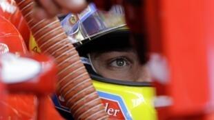 Fernando Alonso tiene un solo objetivo: ser campeón del mundo por tercera vez.