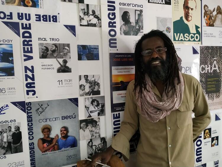 António Tavares Diretor artistico CCM