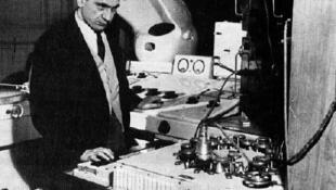 Pierre Schaeffer, créateur du GRM
