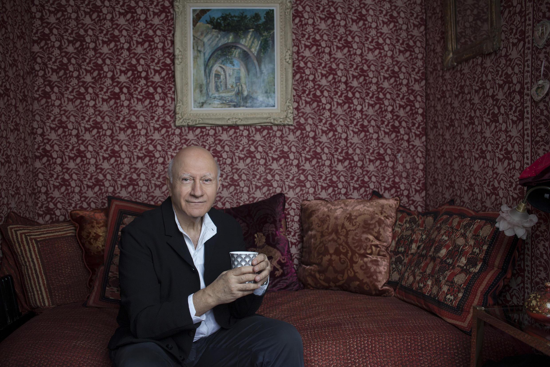 Portrait de l'écrivain René Guitton, à l'occasion de la sortie de son «Dictionnaire amoureux de l'Orient».