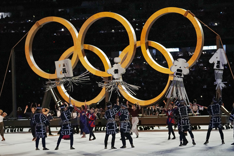 东京奥运会开幕仪式;2021年7月23