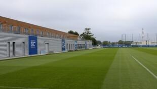 Camp des Loges, atual centro de treinamento do PSG em Saint-Germain.