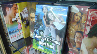 Bollywood DVDs, though banned, are popular and in high demand on the black market in Bangladesh