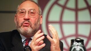 Giải Nobel Kinh tế Joseph Stiglitz