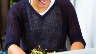 A chef brasileira Camila Betin