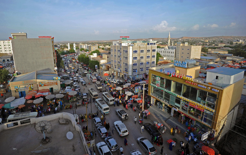 Une vue de Hargeisa (image d'illustration).