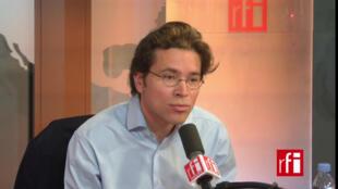 Geoffroy Didier, secrétaire général adjoint de l'UMP
