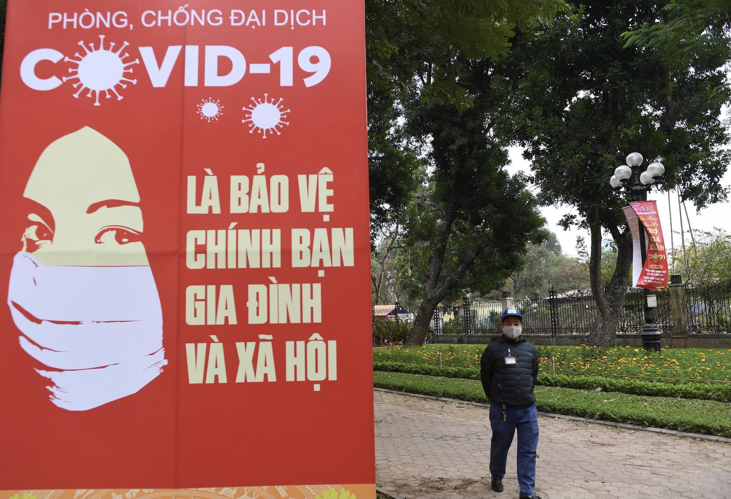 Vietnam has reported its first coronavirus outbreak in almost two months