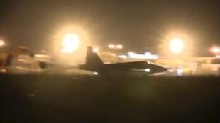 Rusia bombardea desde el pasado miércoles objetivos de la oposición siria y el Estado Islámico.