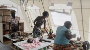 Cutar kwalara ta kashe mutane 41 a Zambia.
