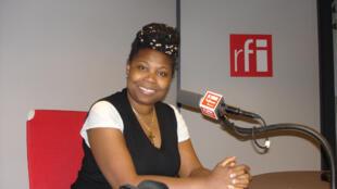 Manou Gallo à RFI.