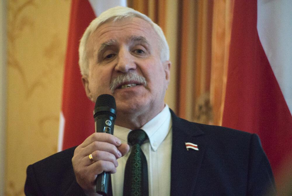 Shugaban kasar Belarus Alexander Lukashenko