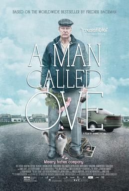Cartaz do filme A Man Called Ove