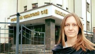 Russie journaliste Svatlana Prokopieva