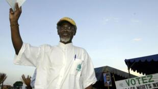 Jean-Jacques Ekindi en 2004.