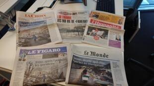 Diários franceses11.09.2017