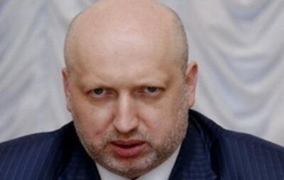 ИО президента Украины Александр Турчинов.