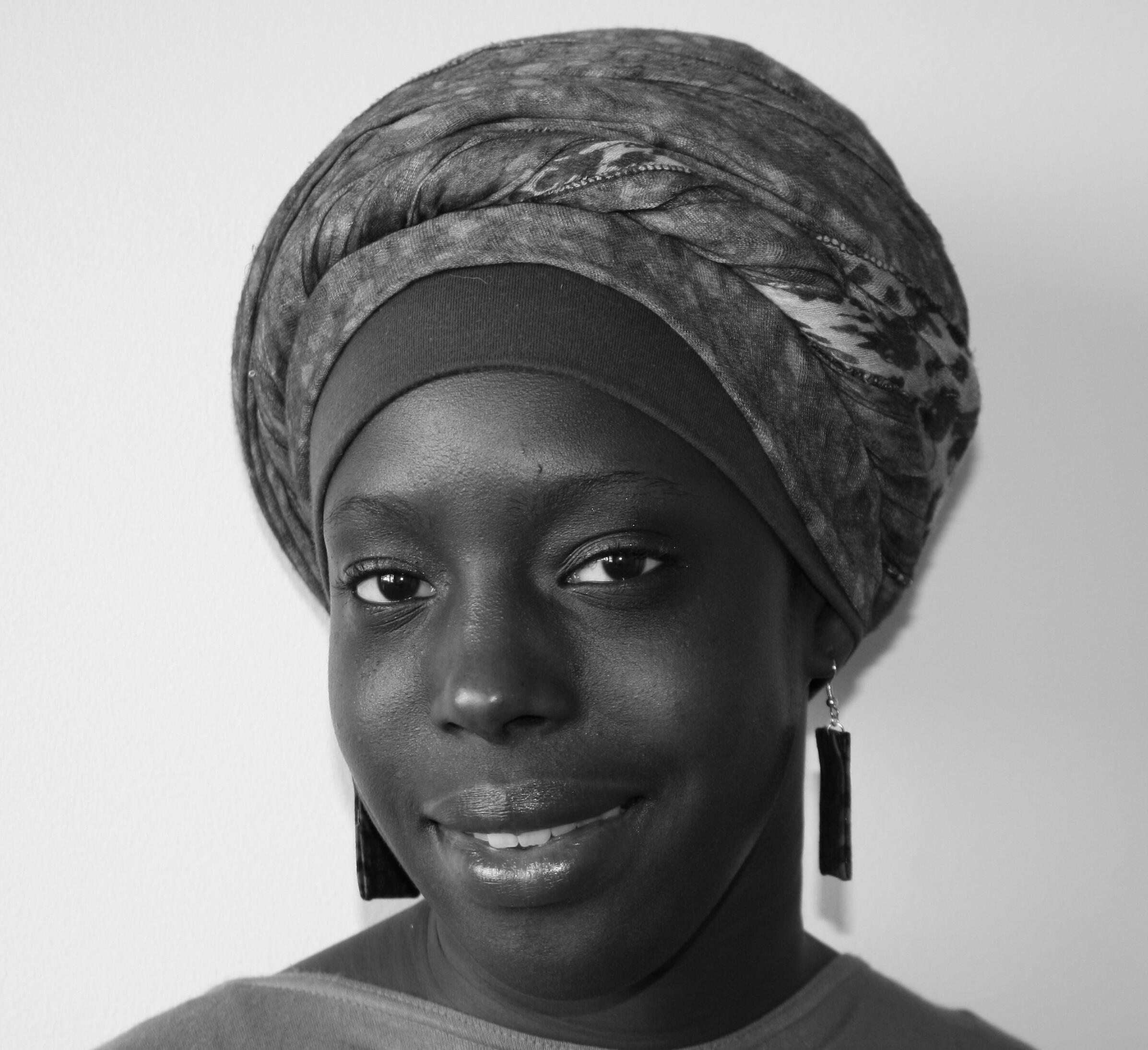 Fatoumata Kébé, doctorante en astronomie à l'Observatoire de Paris, inventeur d'un système d'arrosage innovant.