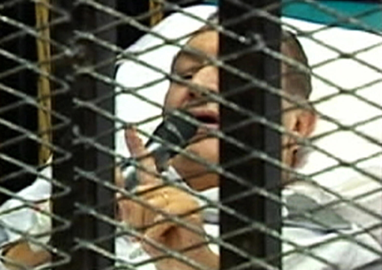 tsohon shugaban Misra Hosni Mubarak