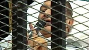 Mubarak declarou-se inocente no início de seu julgamento, mas foi condenado à prisão perpétua.