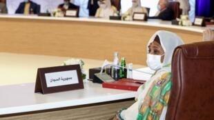 maryam al-mahdi soudan affaires étrangères