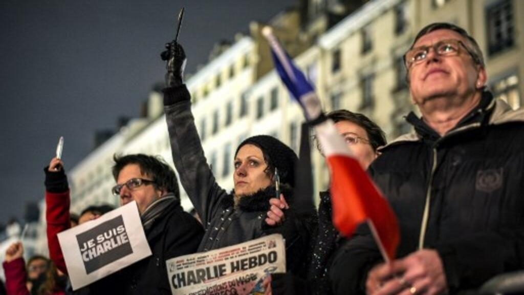 «Ensemble, défendons la liberté», un appel pour la liberté d'expression