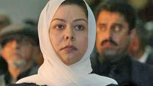 """""""رغد صدام"""" دختر صدام حسین رییسجمهوری سرنگونشده عراق، در فهرست نام افراد مرتبط با گروههای تروریستی که توسط دولت عراق منتشر شد."""